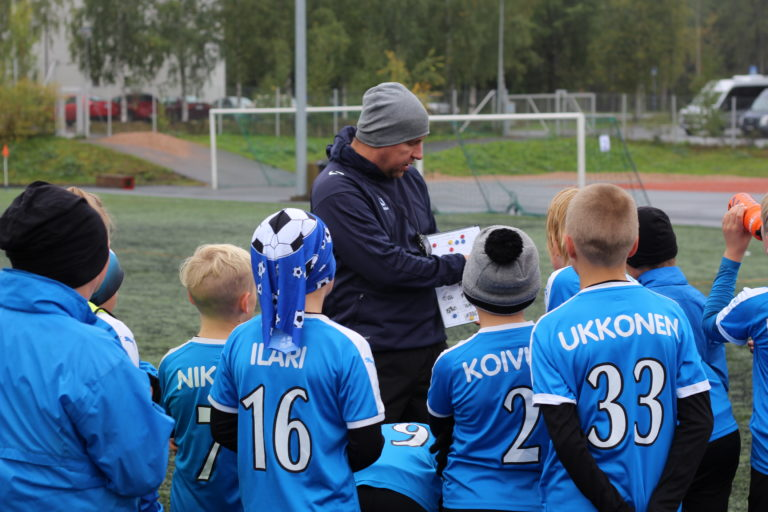 Jalkapalloharrastus Lempäälä LeKi-futis